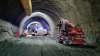 Rock Mass Collapsed During the Construction of the Zheleznitsa Tunnel, Three Workers Injured