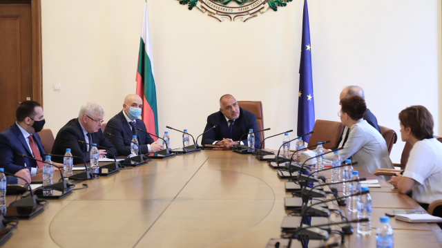 Bulgaria: Bulgaria's PM Boyko Borissov:  The State of Emergency Expires on June 15 and All Measures Must be Lifted