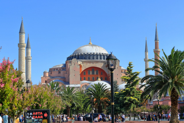 Bulgaria: Erdogan Wants to Convert the Hagia Sophia Church into a Mosque