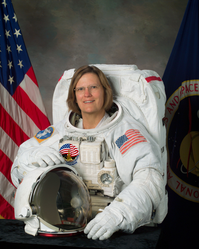 First American Woman To Space Walk Dives To Challenger Deep