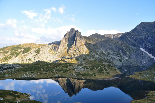 Bulgaria: Newly Discovered Phenomenon in Rila - Water is Streaming From a Stone!