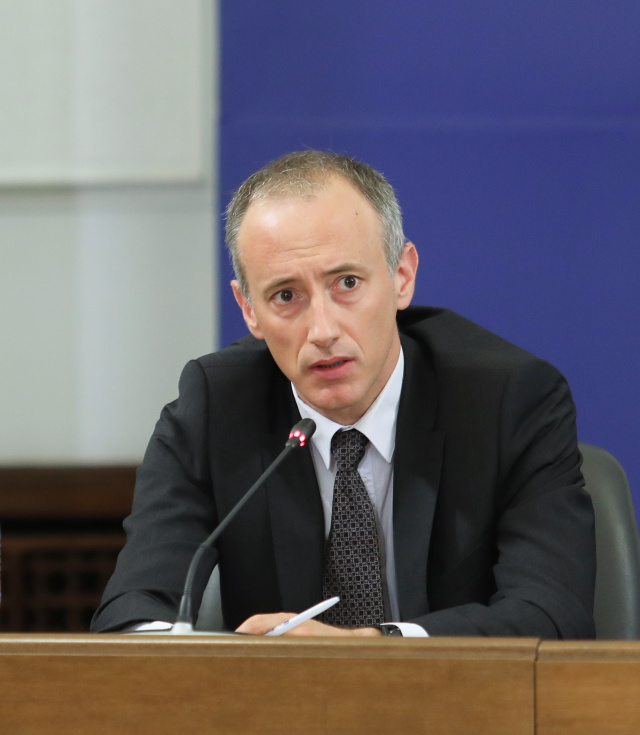Bulgaria: Bulgarian Education Minister Valchev: The New School Year Will Start In Person