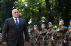 Bulgarian PM Borissov and the Minister of Defense Attended the Celebration of the Plovdiv Garrison