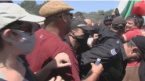 Bulgaria: Tension in Rosenets Park, Protesters Are Not Allowed to Enter the Beach