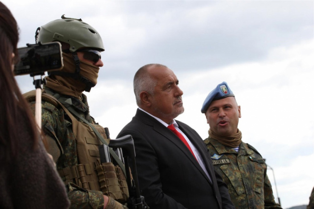 Bulgaria: Bulgarian Army Reaches the Highest Level of Confidence in a Decade