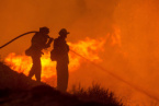 Forest Fires Near Marseille, Thousands Evacuated