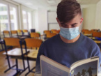 Bulgaria: Parents Protest Against Masks at School