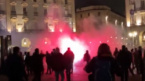 Arrests and Riots in Some Italian Cities Against Restrictions