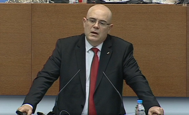 Bulgaria: Bulgaria: The National Assembly Approves the Report of Prosecutor General Geshev
