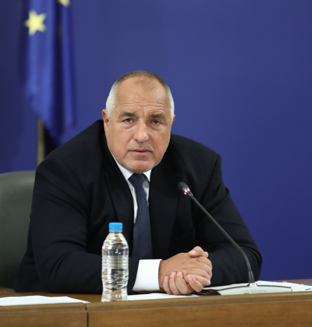 Bulgaria: Bulgaria's PM Borissov Insists Minister of Health to Be More Clearer About Wearing Masks Outdoor