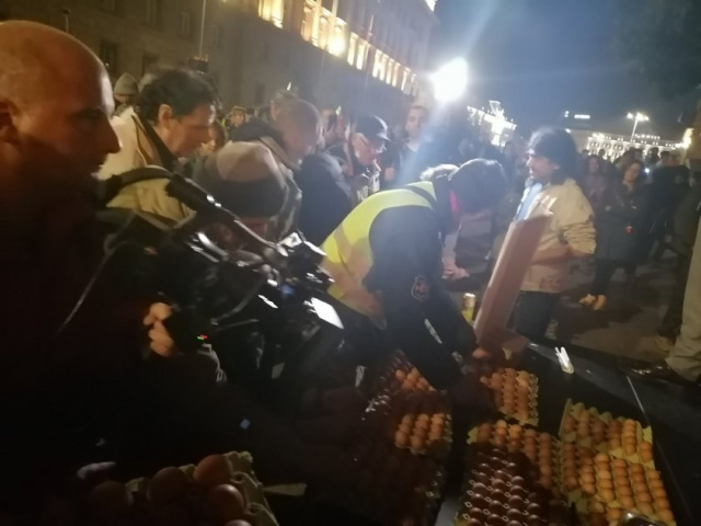 Bulgaria: Protests in Bulgaria: Day 106