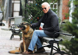 Bulgaria: Joe Biden Fractures Foot after Slipping While Playing with His Dog
