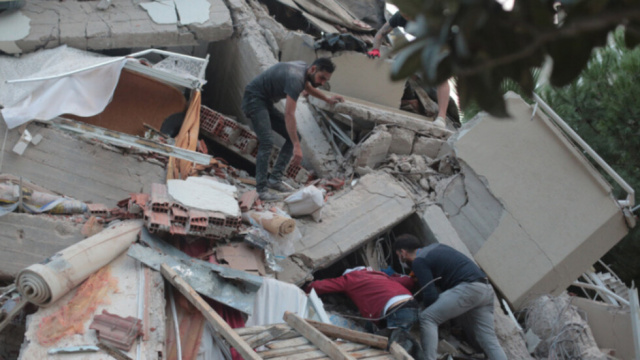 Bulgaria: Death Toll from Earthquake in Western Turkey Rises to 49