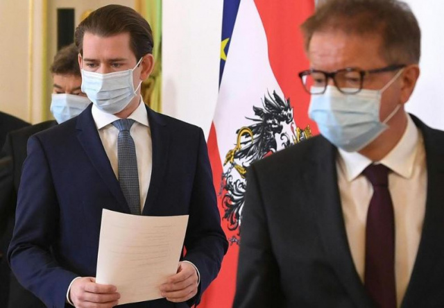 Bulgaria: Covid-19: Austria Prepares for Second Lockdown in the Fight Against Coronavirus