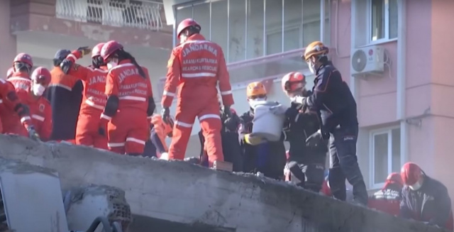 Bulgaria: Turkey: 3-year-old Girl Found Alive 91 Hours after Deadly Earthquake
