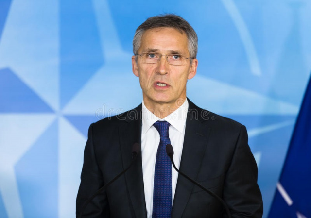 Stoltenberg: NATO 'committed' to easing Turkey-Greece tensions