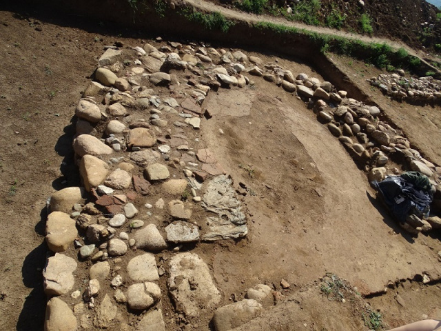 Bulgaria: Roman Furnace Almost 1,500 Years Old Unearthed in Bulgaria