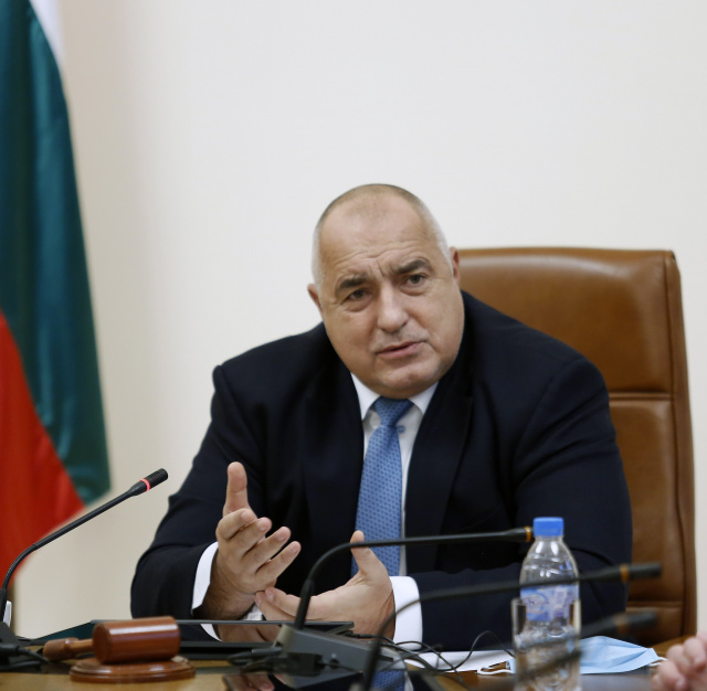 Bulgaria: Prime Minister Boyko Borissov: Together We Shall Overcome Challenges