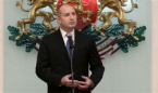 Bulgaria's President with Official Address to Nation, Election Date Set for April 4