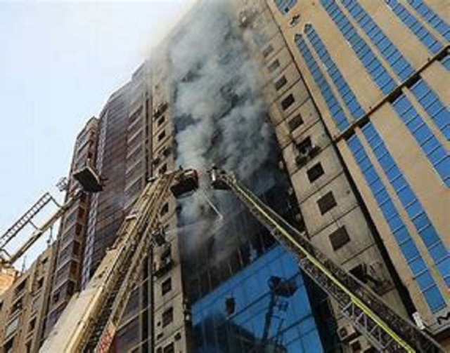 Bulgaria: Fire in High-Rise Building in Moscow Takes Toll of 4 Lives