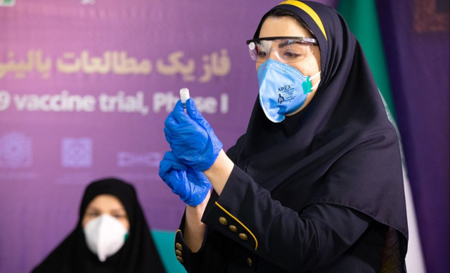 Iranian Supreme Leader announces ban on Covid-19 vaccines from US, UK
