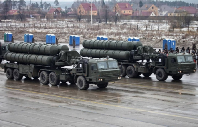 Bulgaria: Turkey Is Ready to Buy Russian S-400 Defense System Despite Sanctions