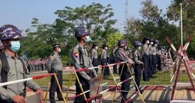 Bulgaria: Military coup in Myanmar: Many Detained as Military Seized Control