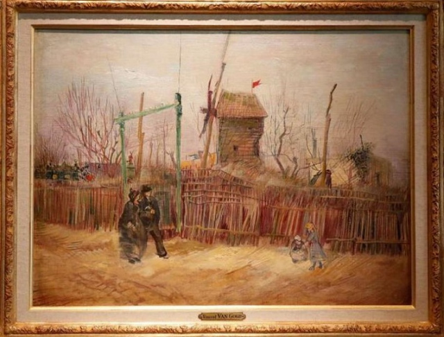 Bulgaria: Van Gogh's Painting from Private Collection to be Auctioned at Sotheby's