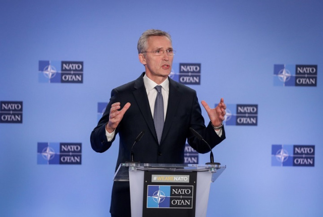 Bulgaria: Jens Stoltenberg: Russia, China, Cyber Attacks and Climate Change Are Main Threats