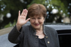 Bulgaria's Kristalina Georgieva Wins Recognition as One of 100 Most Influential Women