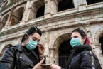 Covid-19: Italy Registered 100,000 Coronavirus Deaths as New Curbs Are Expected