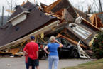 Wrath of Nature: Seven Tornadoes Hit Alabama, Killing at Least Five People