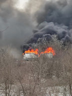 Bulgaria: Fatal Accident on Trakia Motorway, Fuel Tanker Driver Burnt Like Torch