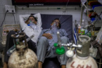 Covid-19: Hospitals in Indian Capital Delhi Out of Oxygen, Fatalities Are Peaking