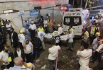 Rejoicing Became Mourning - Fatal Crush at Religious Festival in Israel Kills 44