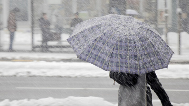 Bulgaria: Bulgaria: April Comes with Weather Surprises, Snow on Election Day