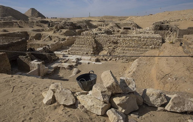 Bulgaria: Ancient City over 3,000 Years Old Discovered in Egypt