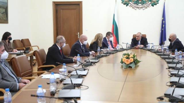 Bulgaria: Bulgaria: GERB Will Form Cabinet with Full Responsibility, I Will Not Be Premier – PM Boyko Borissov