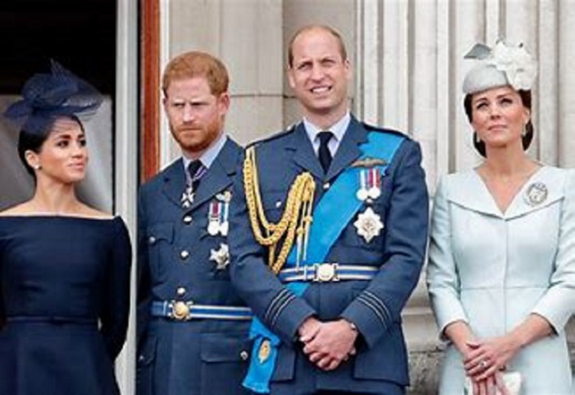 Bulgaria: William and Harry Won't Be Shoulder-to-Shoulder at Prince Philip Funeral