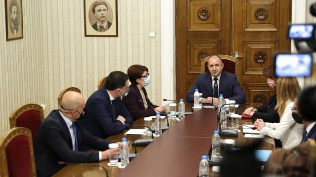 Bulgaria: Bulgaria: GERB-UDF Ready for Caretaker Government, to Be in Opposition and to Govern