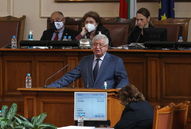 Bulgaria: Pandemic Crisis Management Cost Bulgaria BGN 5,1 Billion So Far – Finance Minister