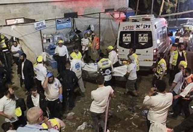 Bulgaria: Rejoicing Became Mourning - Fatal Crush at Religious Festival in Israel Kills 44