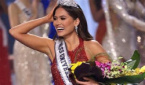 Miss Mexico Andrea Meza Crowned as 69th Miss Universe 2021