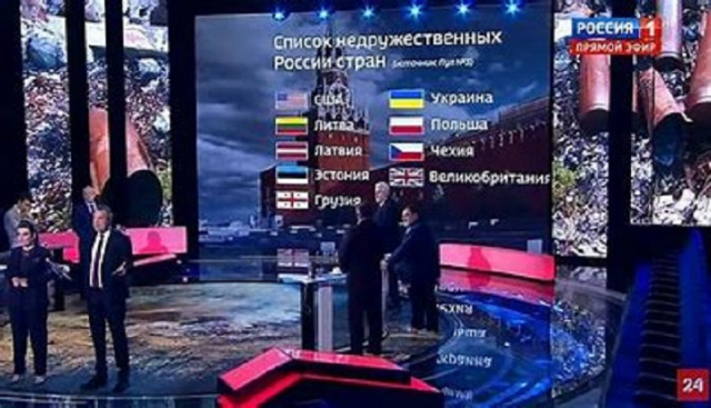 Bulgaria: Russia and Its Endless List of Unfriendly Countries - Moscow Speaking