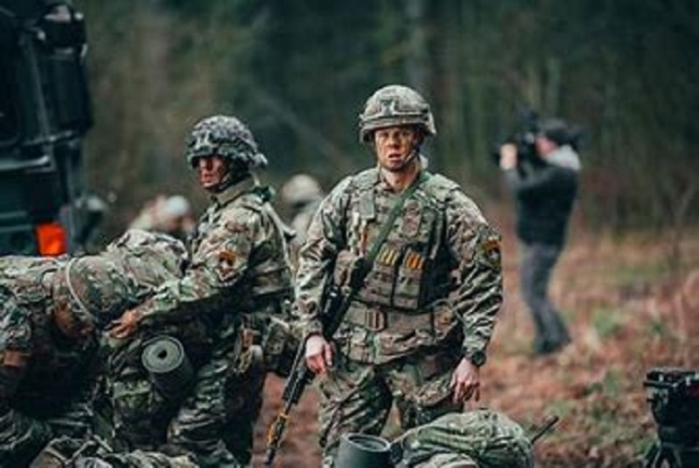 Bulgaria: NATO Will Hold Military Drills on Alliances' Southern Wing, Troops and Vehicles Will Pass through Bulgaria
