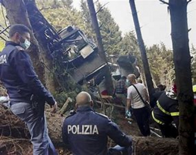 Bulgaria: Italy Launches Probe into Cable Car Disaster, 5-Year-Old Israeli Boy Is Only Survivor