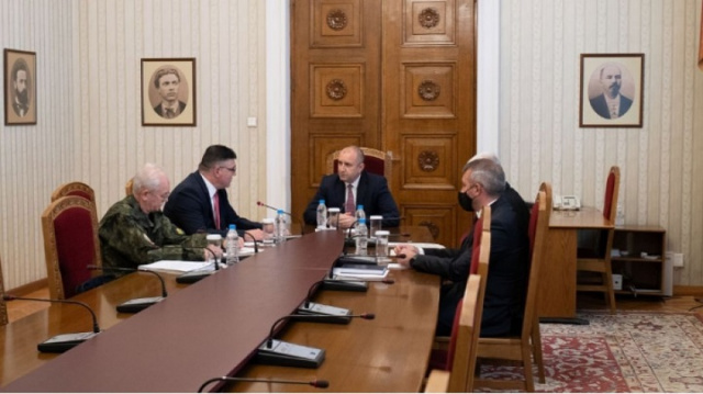 Bulgaria: President Radev Demands Probe into Incident during US Military Drills