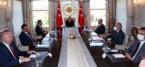 Turkey Takes Diplomatic Offensive on the Balkans, Erdogan Meets MRF Delegation