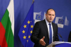 Bulgaria's President Attends NATO Summit in Brussels