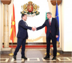 Bulgarian PM Yanev Met with His N.Macedonian Counterpart Zaev